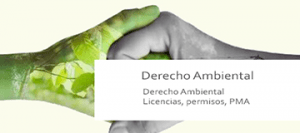 Área de Trabajo. Derecho Ambiental.